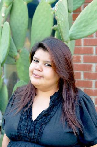 Former chair of M.E.Ch.A., a student organization that is active in political issues, such as farm worker's rights. Photo credit: Vera Castaneda / Daily Sundial
