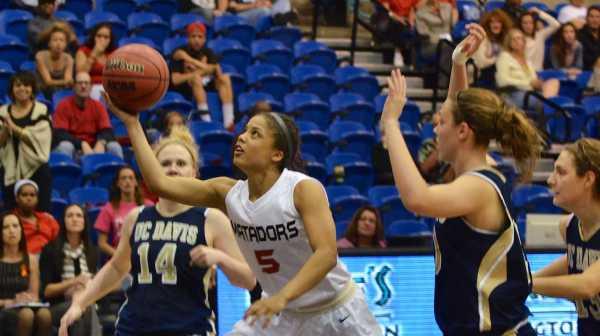 Women's Basketball: Matadors suffer third consecutive loss ...
