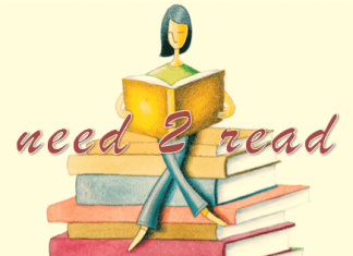 """""""Need 2 read"""" clipart"""
