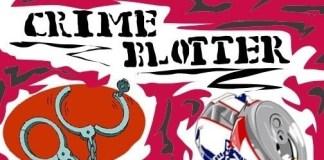 Logo of Crime Blotter