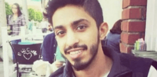 Abdullah Alkadi pictured