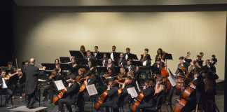 CSUN orchestra performs