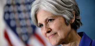close up of Jill Stein