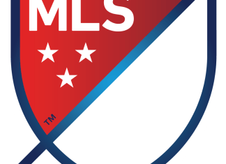 Photo shows MLS logo