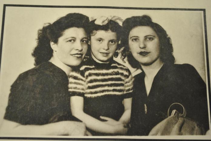 Brettler and her mother