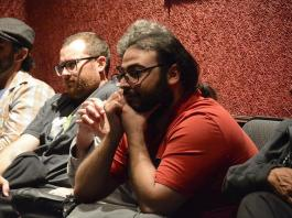 Rayan Mahfouz pictured looking very thoughtful