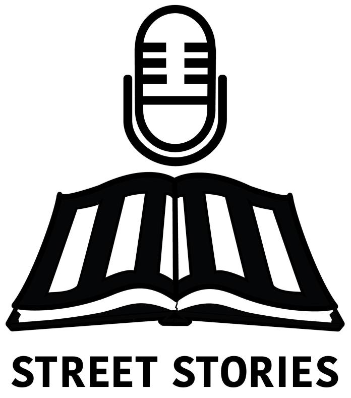 logo for street stories