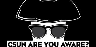 CSUN are you aware logo