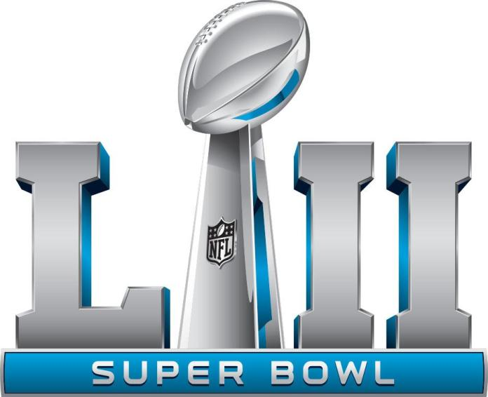 2018 super bowl logo
