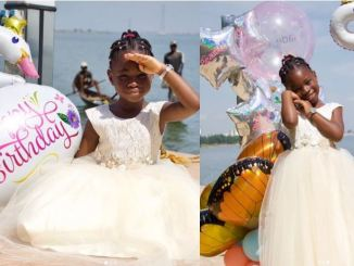 Davido Celebrates First Daughter, Imade As She Turns 6