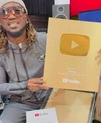 Singer Paul Okoye hits one million subscribers on YouTube