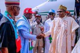 President Buhari to commission state projects in a one-day visit to Lagos    New Mail Nigeria