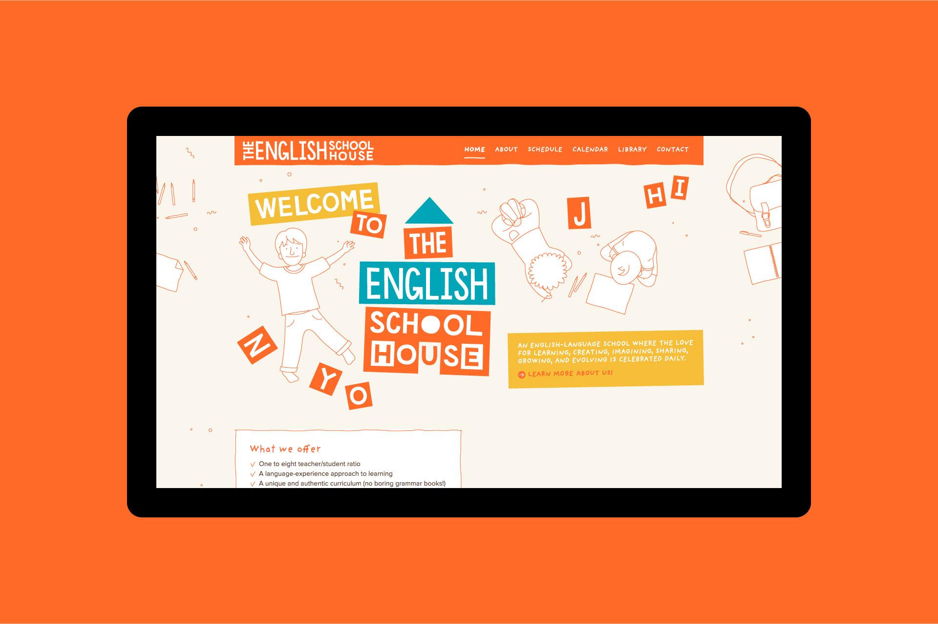 TESH Website