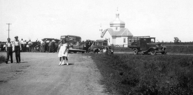 Sundown Ukrainian Orthodox Church (1940s)