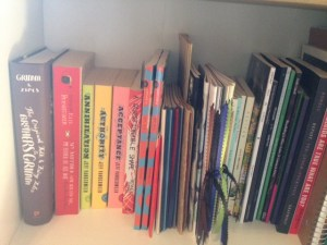 Poetry Chapbook Shelf