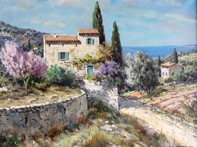 L Potronat, Cote D'Azur