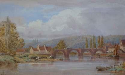 The Old Woolpack Bridge
