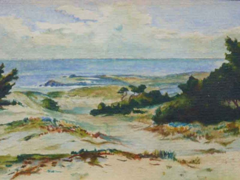 Coastal study, FL Blanchard