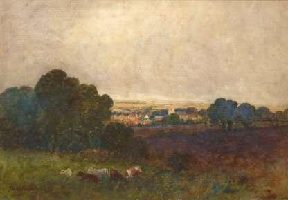 Chippenham, Wiltshire, George Edward Alexander