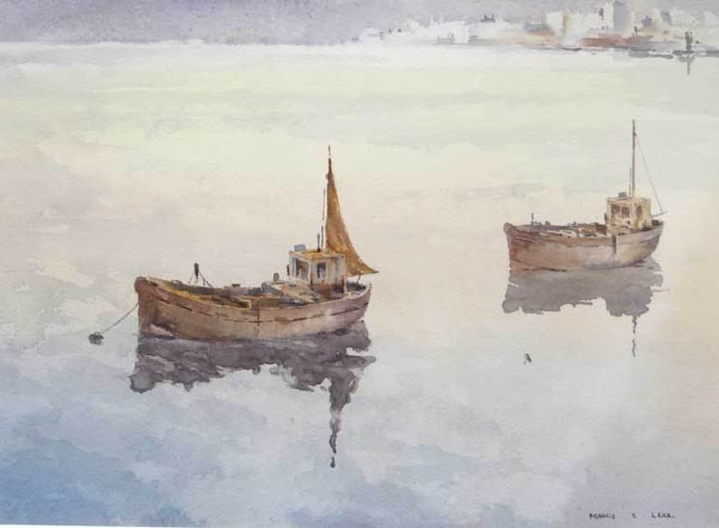Harwich, Francis Leke