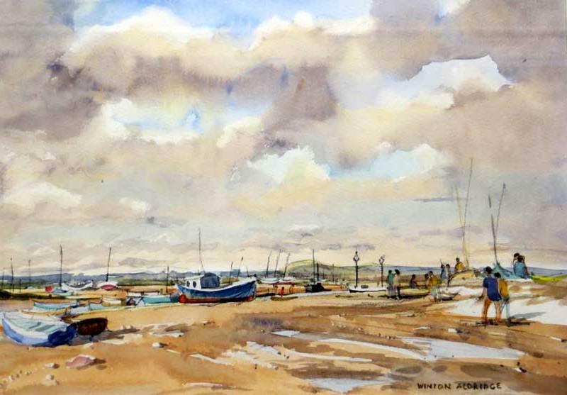 The Sailing Club, Winton Aldridge