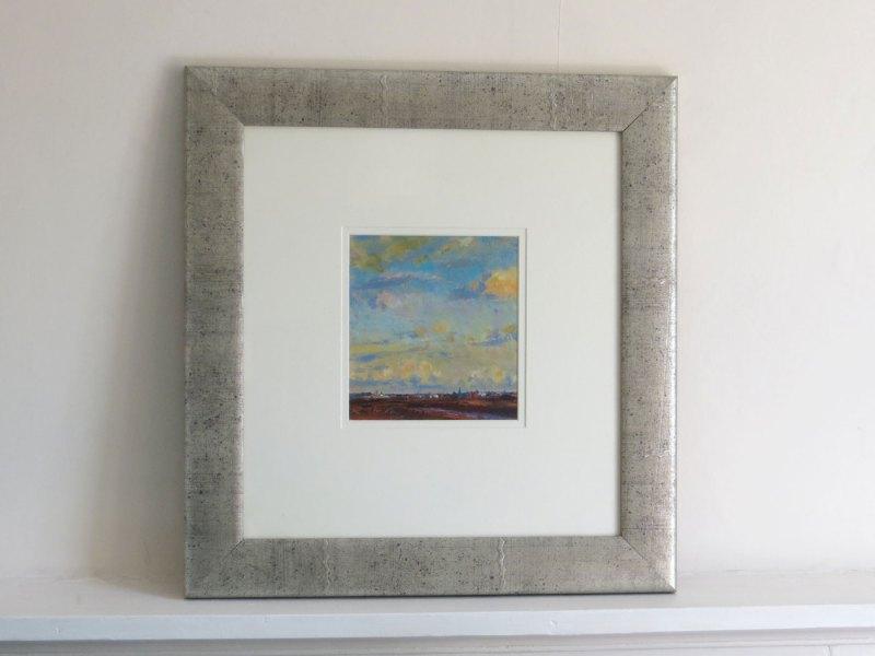 Richard Thorn Nofolk landscape painting