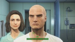 Agent 47 in character creator