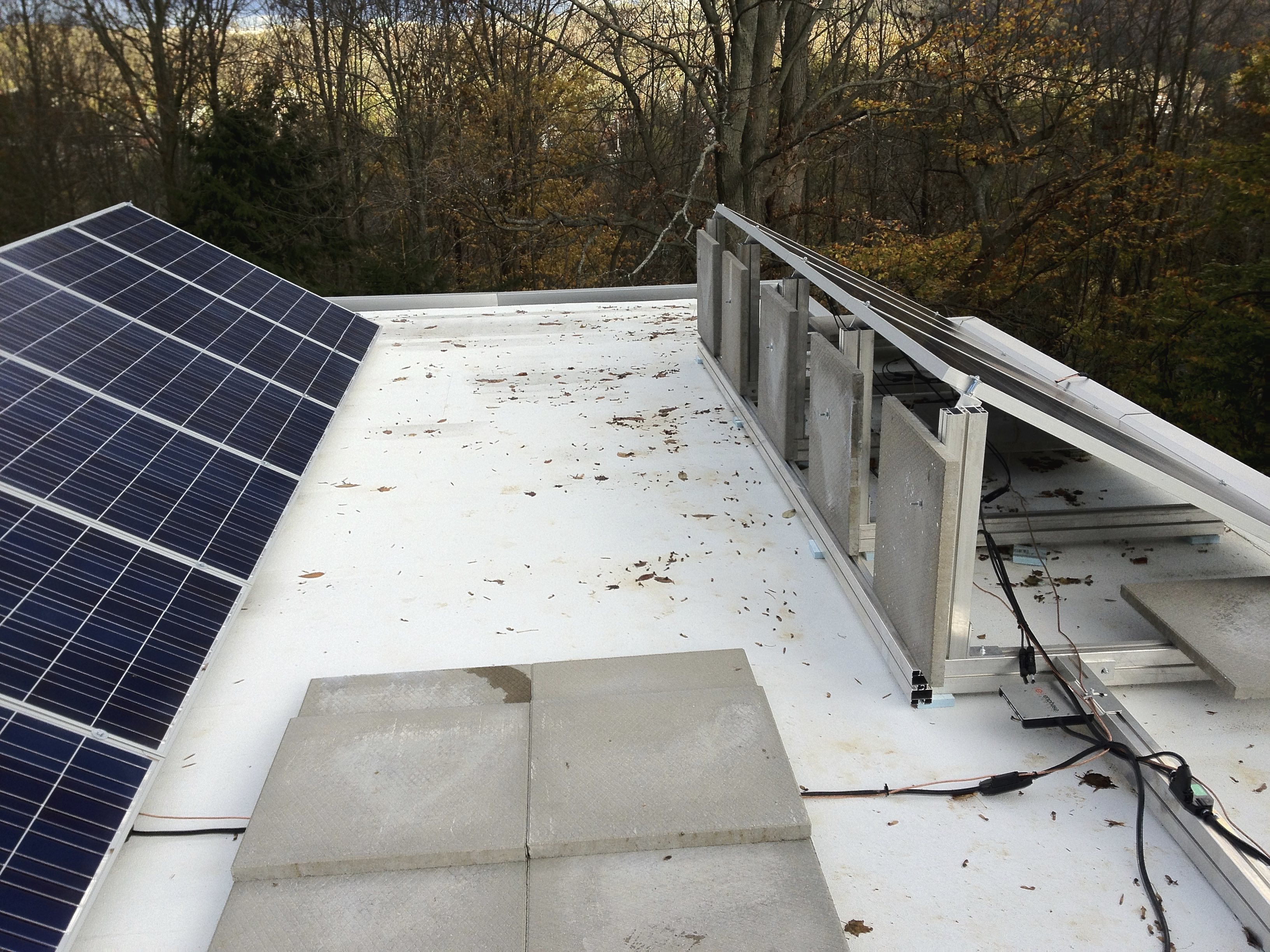 Different Methods Of Mounting Solar Panels Sunfish Ford Panel Roof
