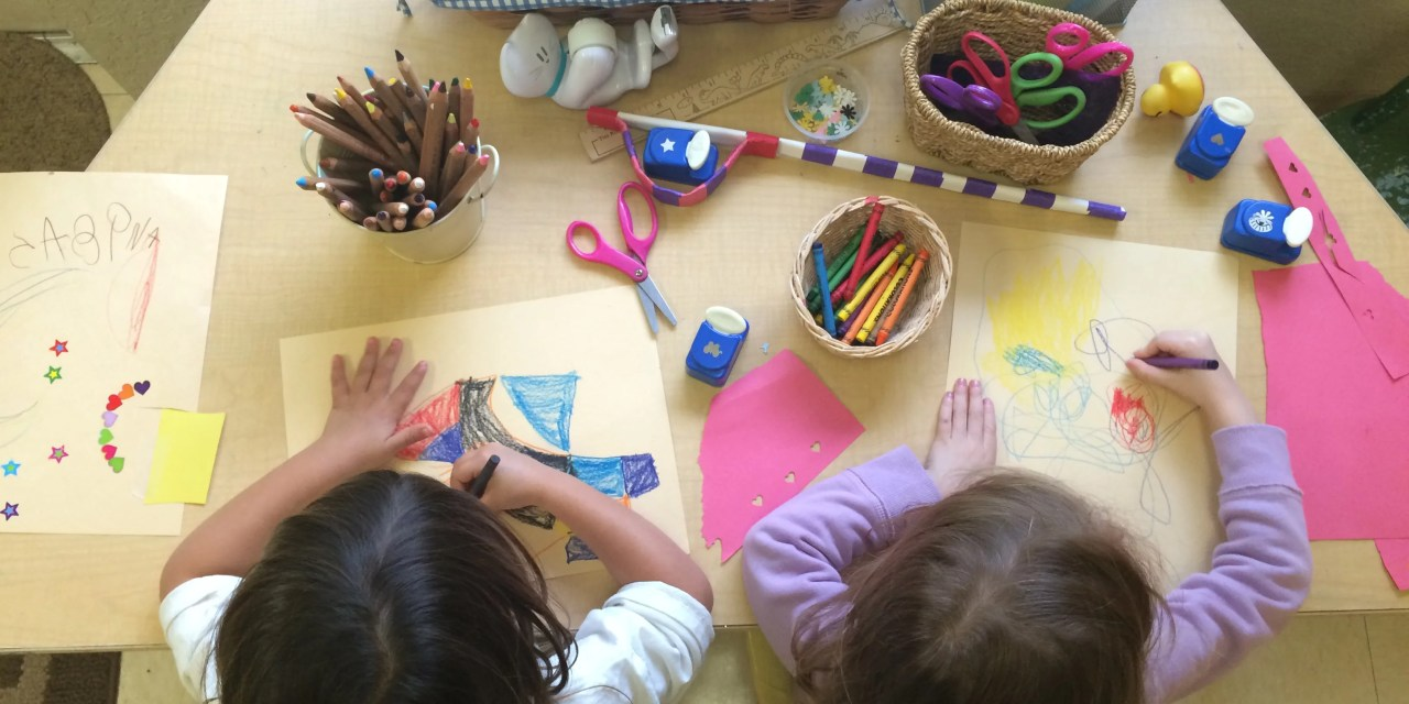 From adult learning back to early childhood play