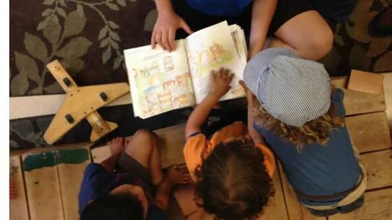 Reading on their own timetable