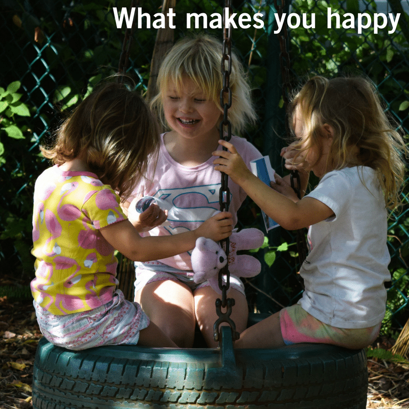 Great Give Makes You Happy