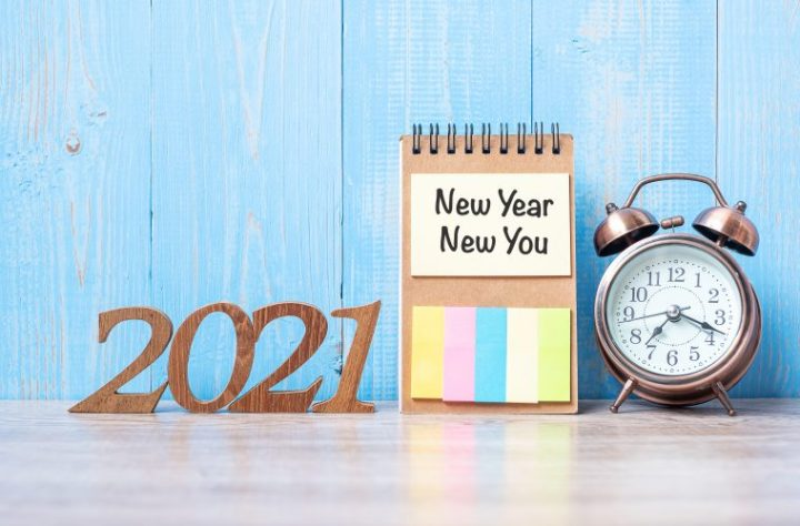 10 kế hoạch cho năm mới 2021