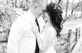 Melissa + Travis { Wedding Reception }