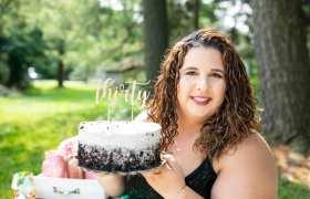 Kayla is 30!