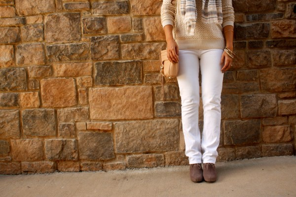 White Jeans after labor day