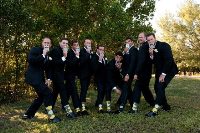 funny groomsmen picture