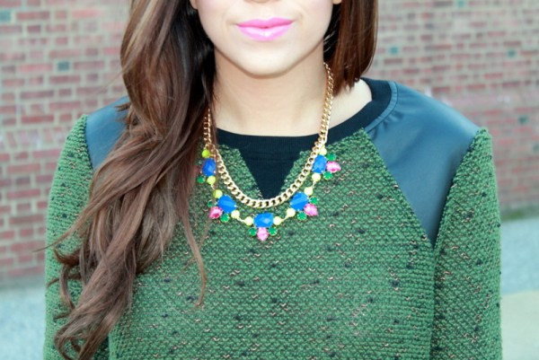 Elle B Candy Necklace