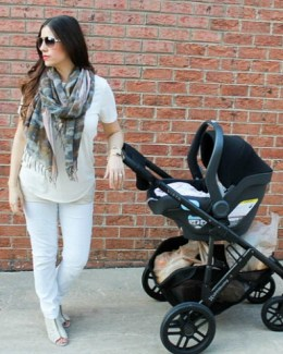 What to wear as a new mom