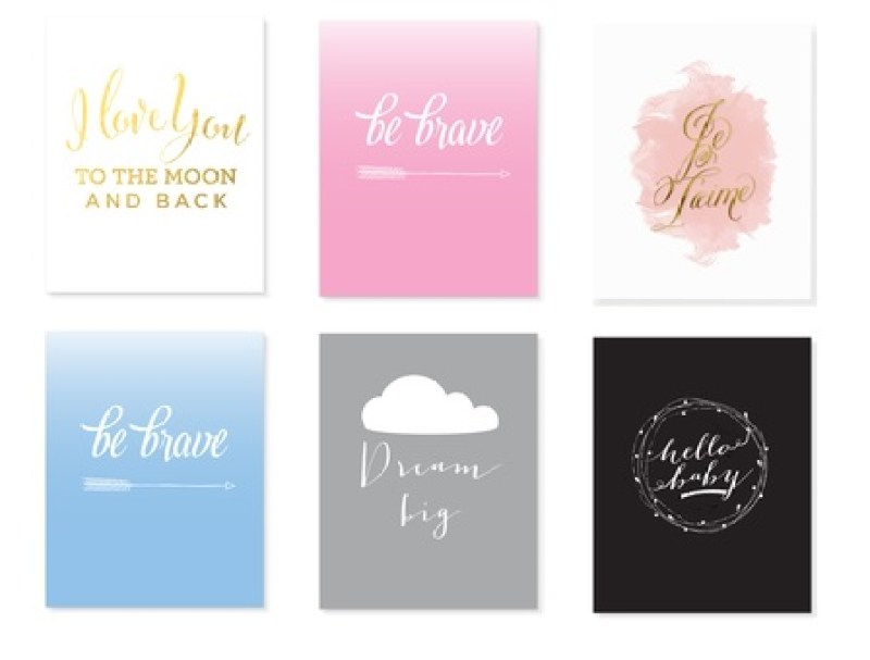 Project Nursery Prints