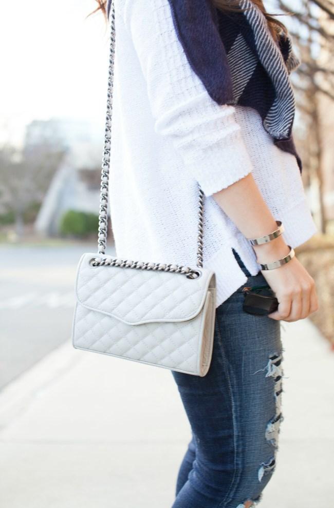 Rebecca Minkoff mini quilted bag