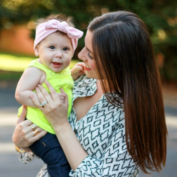 What to wear in a mommy and me photoshoot