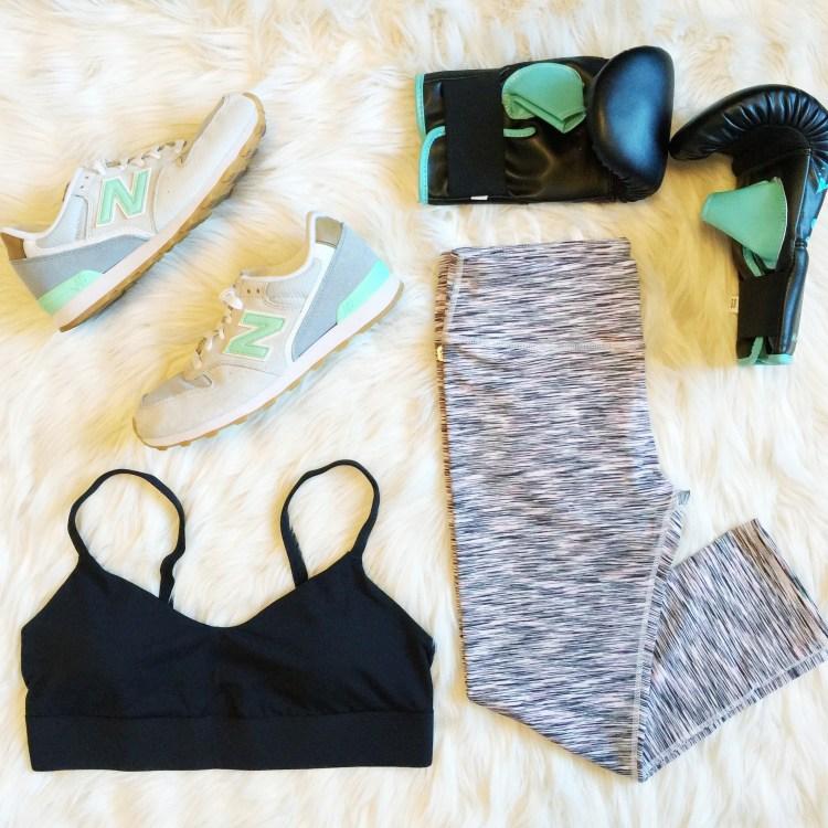 Sunflowers and Stilettos Fitness blog