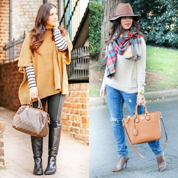 Jaime Cittadino, Sunflowers and Stilettos, classic fall outfit