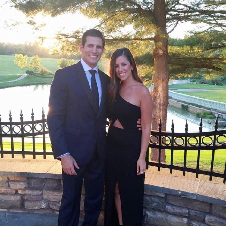 Rent The Runway Review, BCBG cutout dress, Casey Cittadino