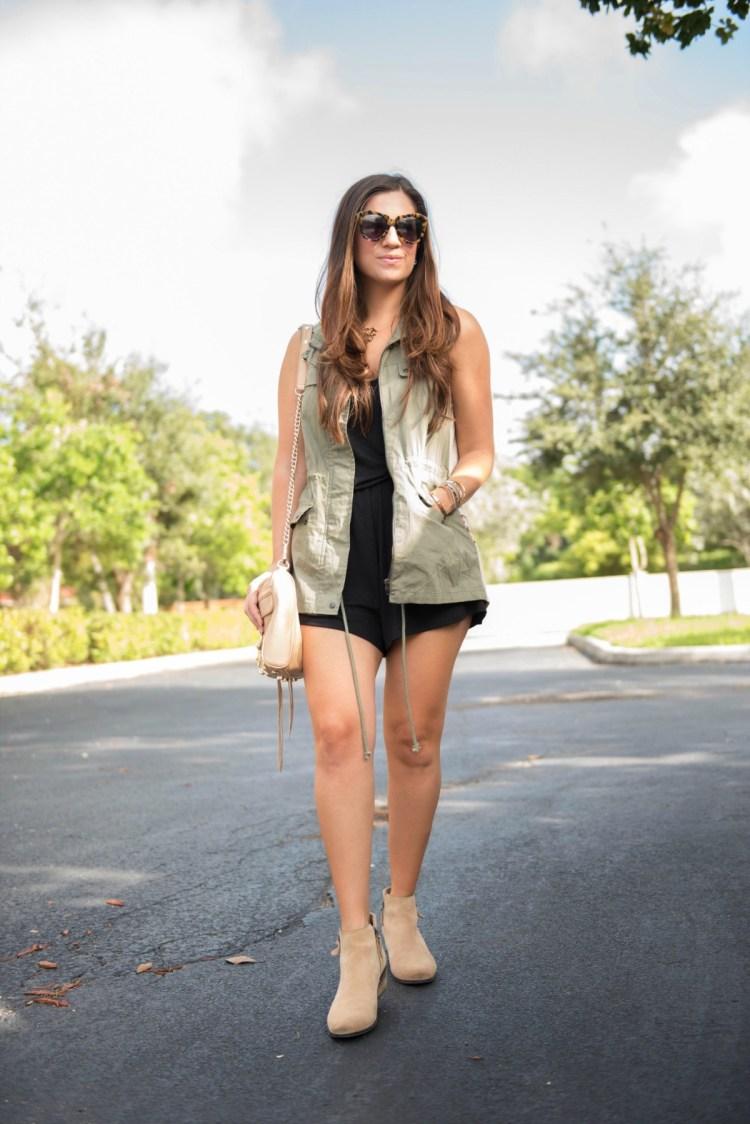 utility vest, shop riffraff, jaime cittadino, how to style a utility vest