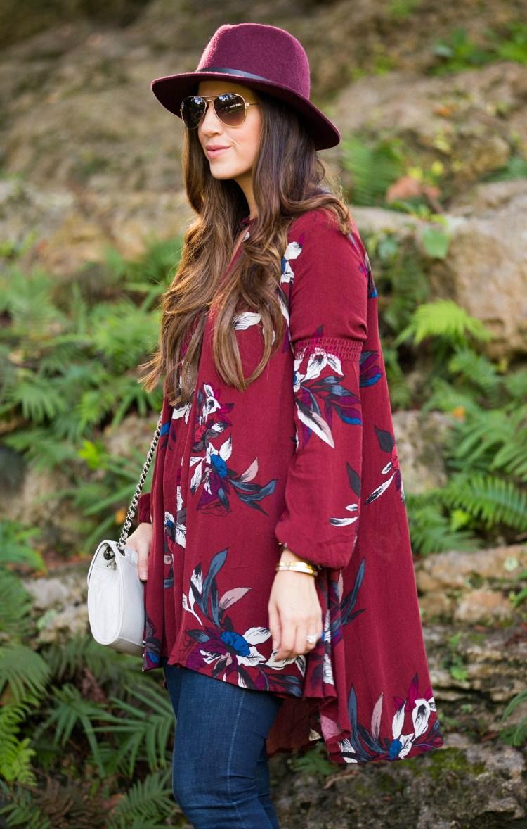 boho style top, Jaime Cittadino, New York fashion blogger