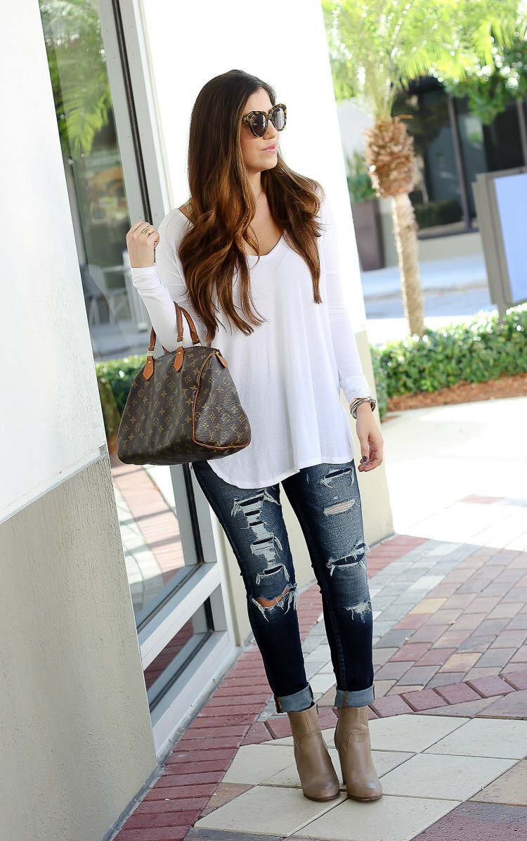 american eagle distressed skinny jeans, the perfect distressed jeans