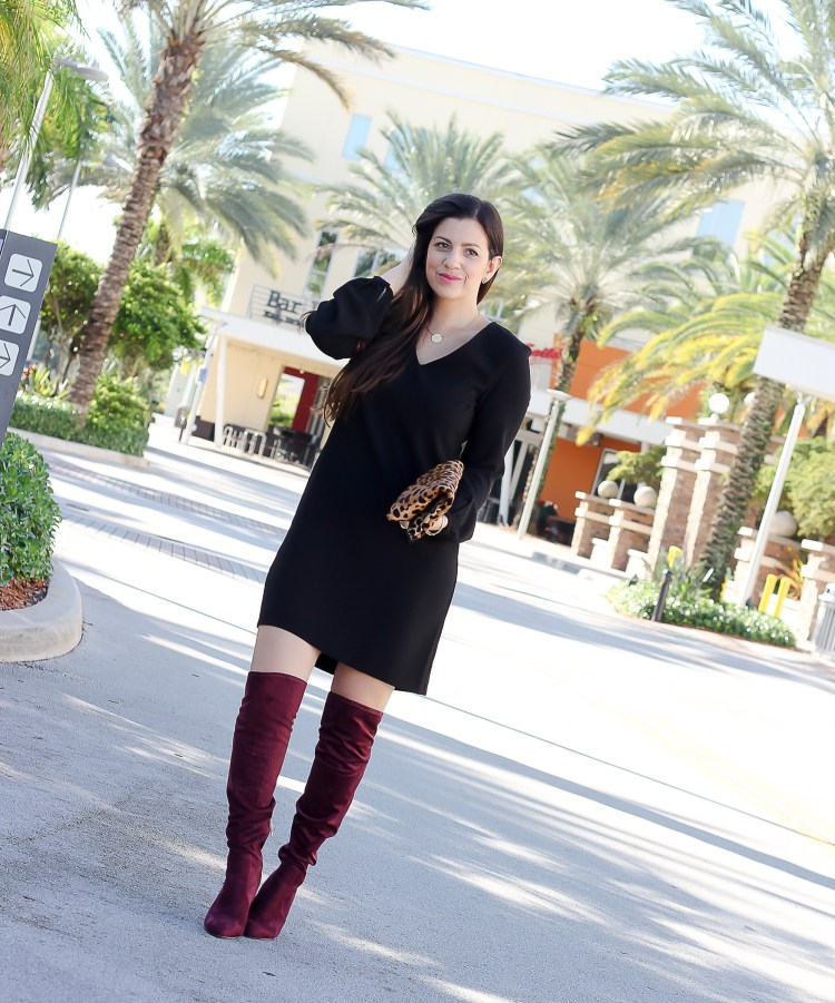 wine colored boots, wine over the knee boots,, ivanka trump oak boots