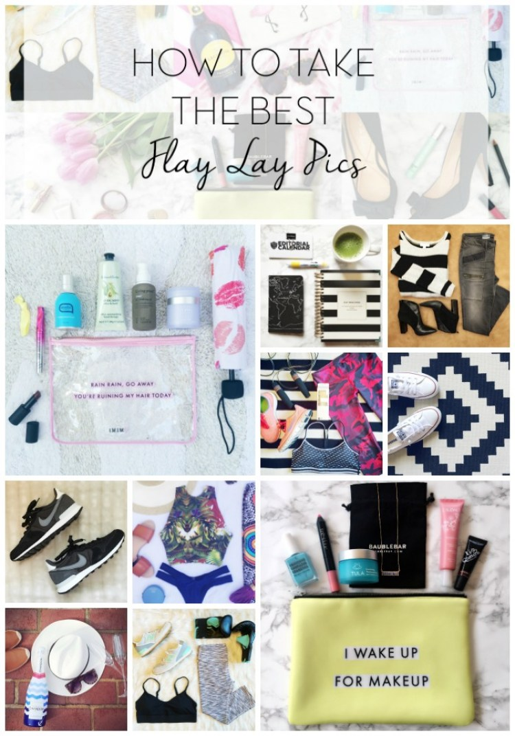 How to take the best flat lay photos,!