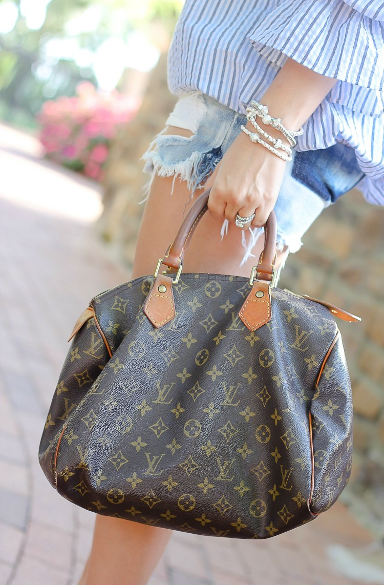 Louis Vuitton Speedy 35, Liza Schwartz Jewelry